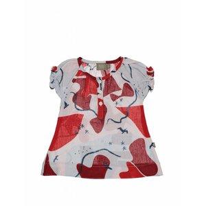 Kidscase robe bébé Lilly rouge