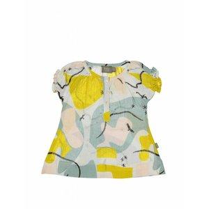 Kidscase robe bébé Lilly jaune