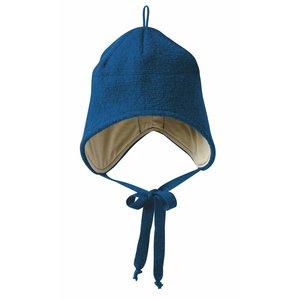Disana bonnet laine bouillie navy