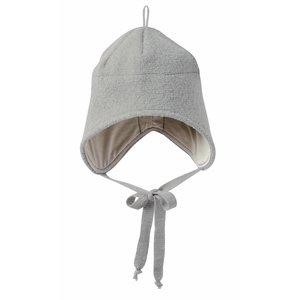 Disana hat boiled wool grey