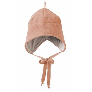 Disana bonnet laine bouillie rose