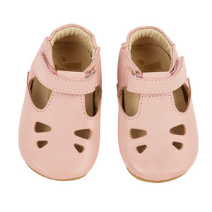 Young Soles Tippi T-bar nude pink