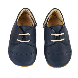 Young Soles Buddy brogue ink