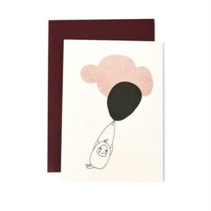 Ted & Tone carte 'Lucy in the sky'
