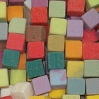 OASIS® RAINBOW® Mini Cubes Harlekin (mix)  2 x 2 x 2 cm