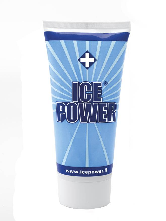 Ice Power verkoelende gel 150 ml