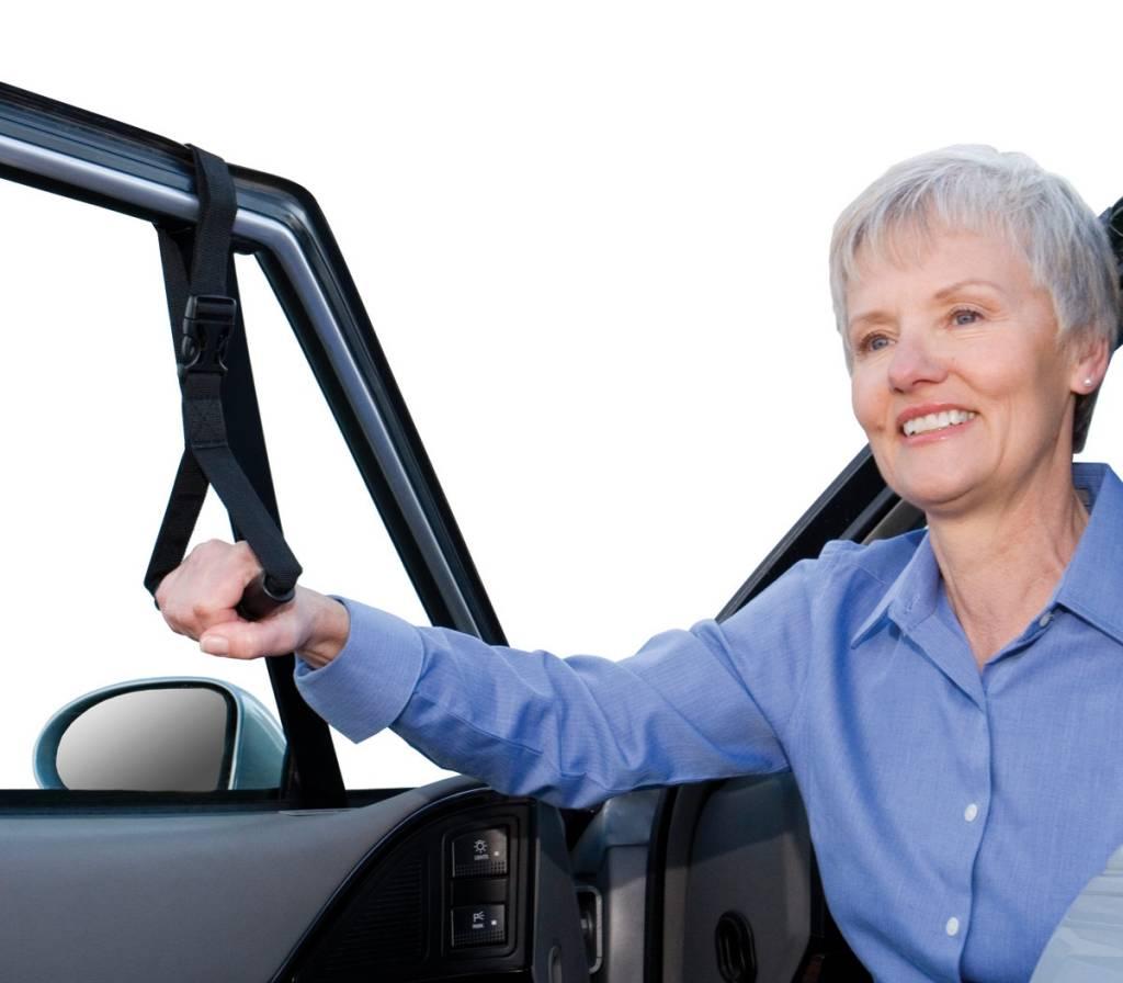 Handgreep voor in de auto