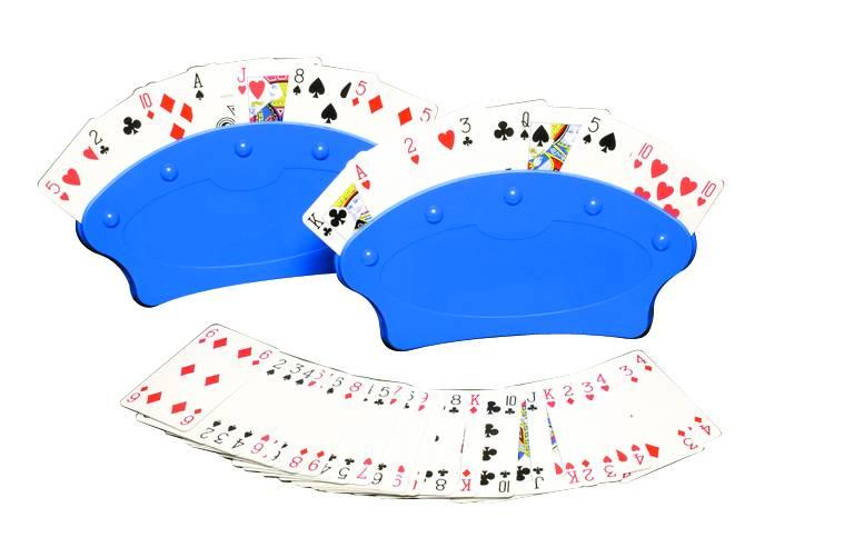 Speelkaartenhouder Waaier (2stuks)