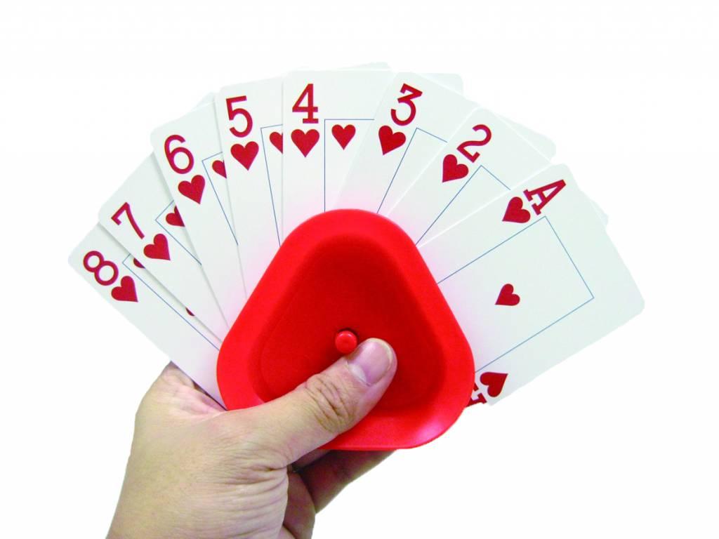 kaartenhouders 4 stuks