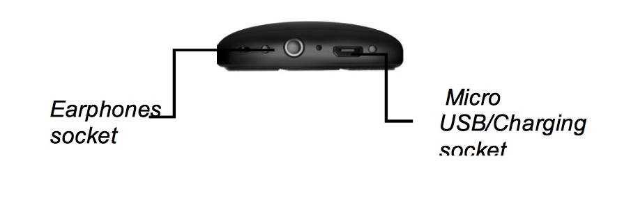 MaxCom MM 715 Mobiele telefoon