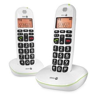 Doro PhoneEasy Dect 100W seniorentelefoon