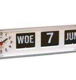 Tafelmodel kalenderklok