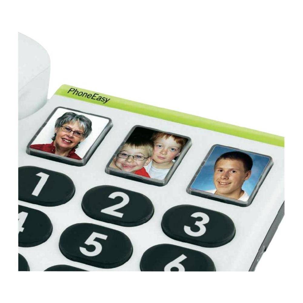 Doro PhoneEasy 331 PH seniorentelefoon
