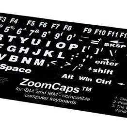 Toetsenbord stickers