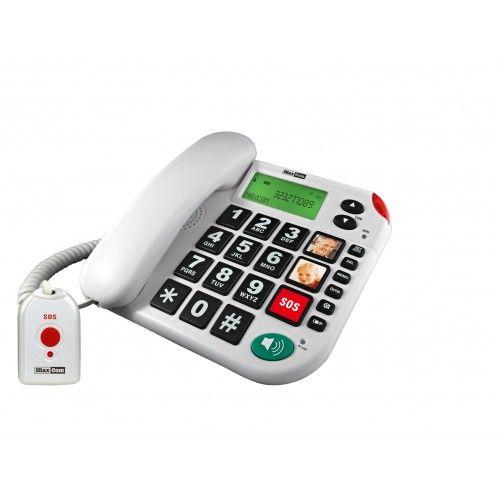 MaxCom Seniorentelefoon KXT 480 / 481