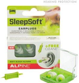 ALPINE SleepSoft, FlyFit, SwimSafe, PartyPlug, WorkSafe, Pluggies