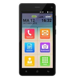 Sim PC Senioren Smartphone