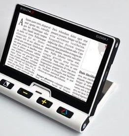 SIGHTA CLOVER 7 HD Elektronische leesloep