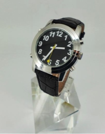 Low Vision Design Engelssprekend horloge