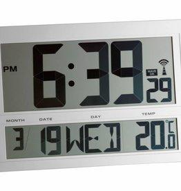 Grote digitale klok | temperatuurmeter XXL