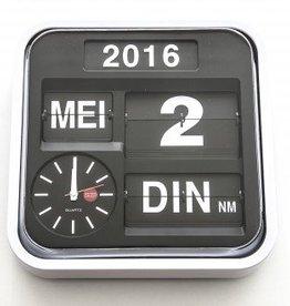 Low Vision Design Kalenderklok