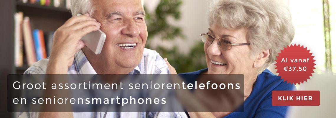 Seniorentelefoons - Smartphones