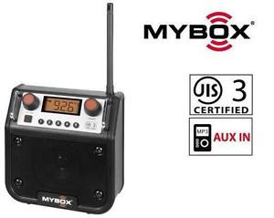 MYBOX Perfect Pro Radio