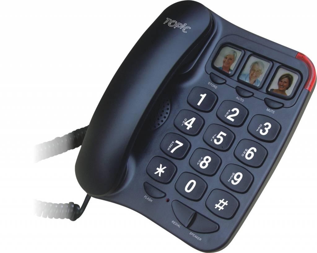 Topic Big Button telefoon