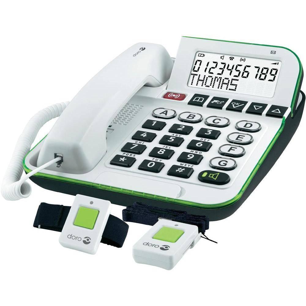 Doro Secure 350 alarmtelefoon