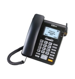MaxCom MM 28D vaste telefoon met SIM-kaart
