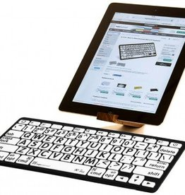 Grootletter bluetooth toetsenbord Apple