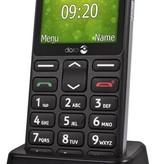 Doro Senioren GSM 1361 zwart