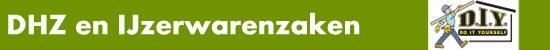 Dhz en ijzerwarenzaken