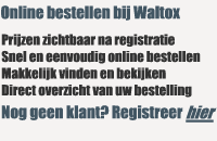 Online bestellen op waltox.nl