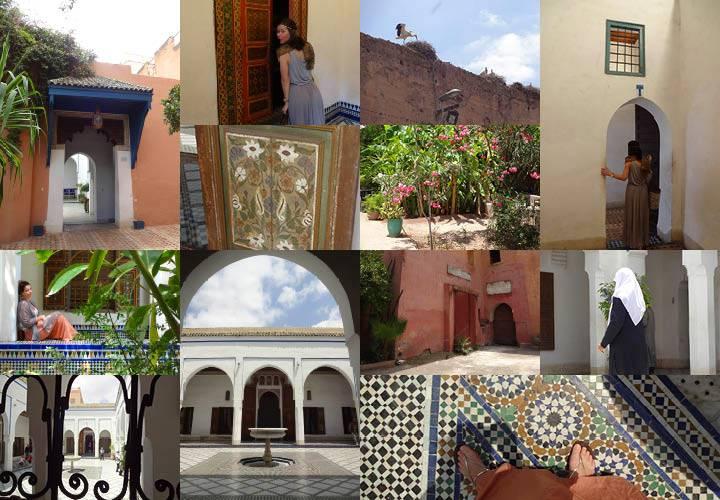 ♡ YDIP ♡ Your Daily Inspiration Post - Palais de la Bahia