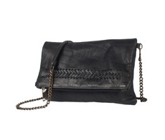 Bibi clutch leather
