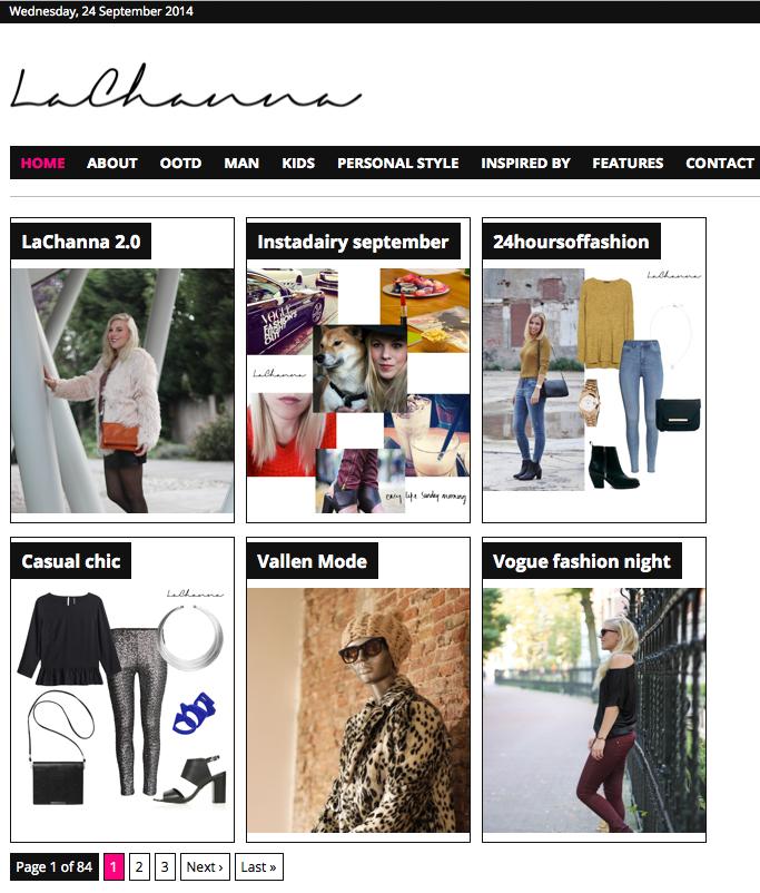 Blog LaChanna.com