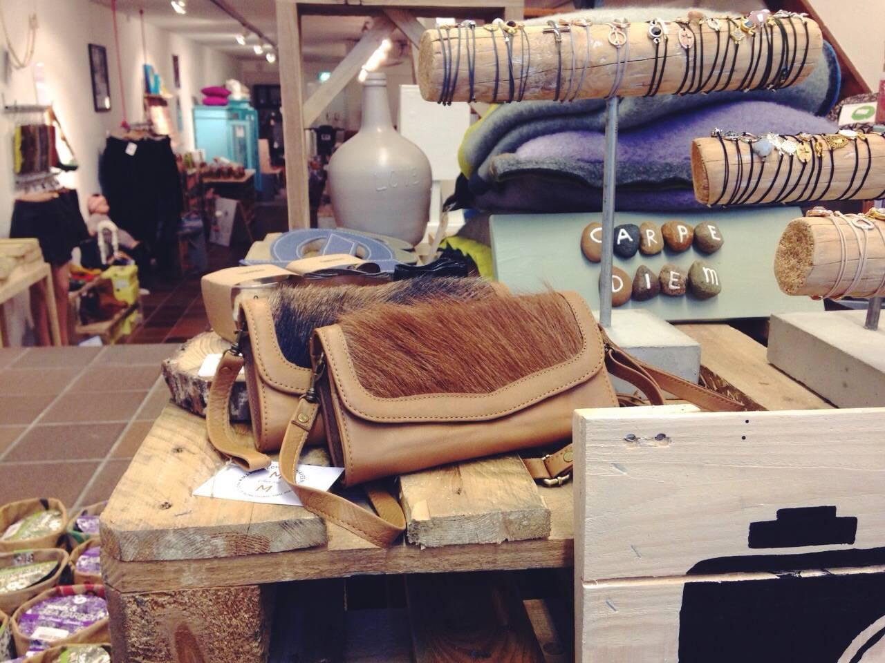 Shop onze handgemaakte beauties bij 'De Nieuwe Winkel' in Breda