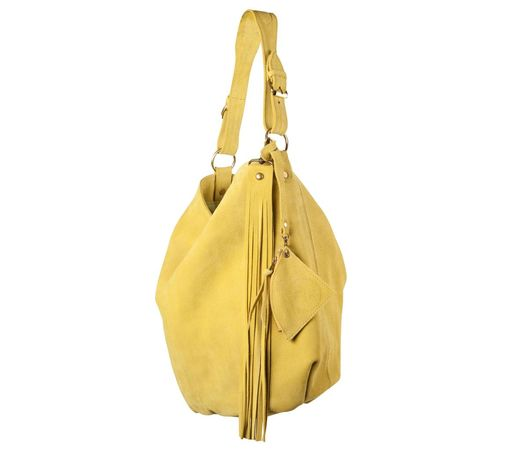 Kenzi suede bag