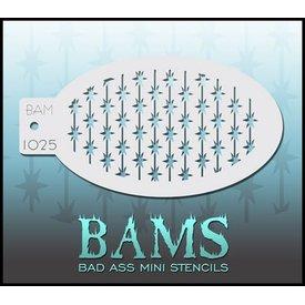 Badass Stencils 1025