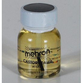 Mehron Castor sealer for latex