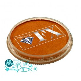 DiamondFX Face-art Metallics Orange mm1875