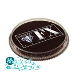 DiamondFX Blauw oog ES1009