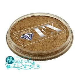 DiamondFX Face-art Metallics Old Gold mm1850