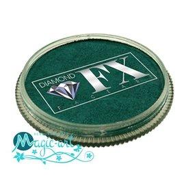 DiamondFX Face-art Metallics Green mm1500