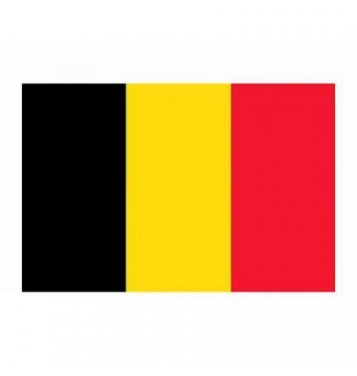 Belgische vlag  (150 x 90 cm)
