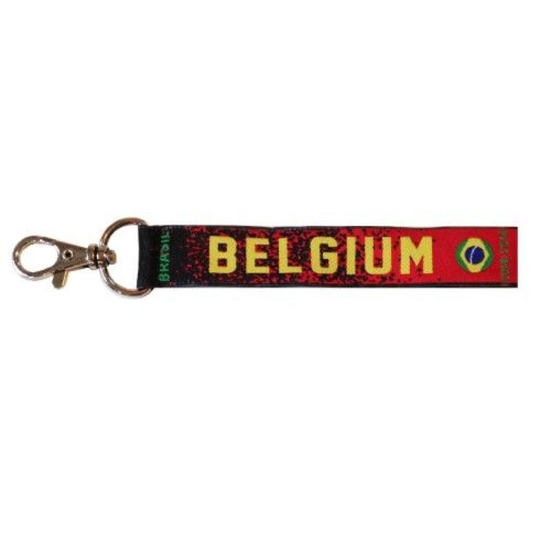 Belgium key ring