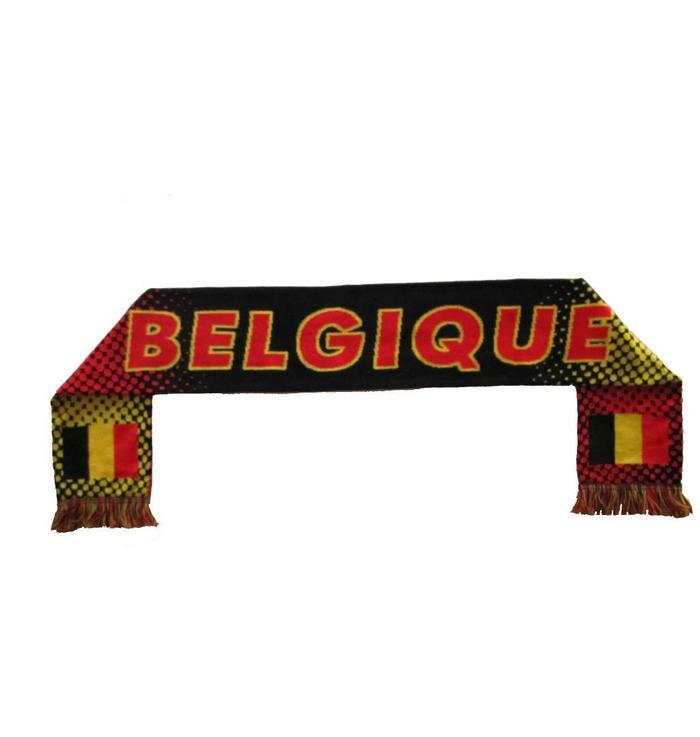 Echarpe noire Belgique