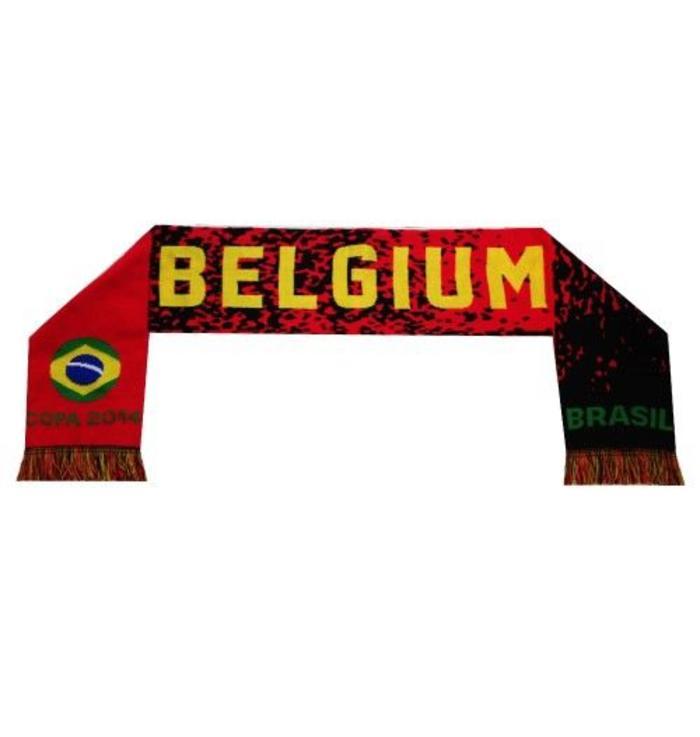 Speciale Belgium sjaal