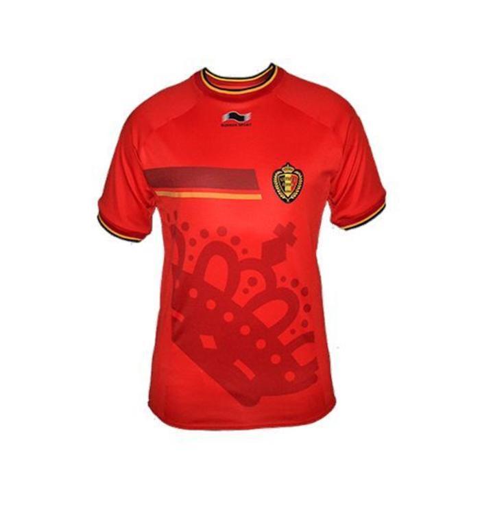 Officieel shirt Rode Duivels - Junior Truitje - XSB (6)